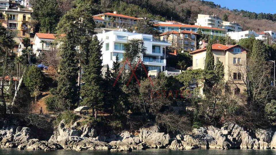Opatija, luxury penthouse with incredible view