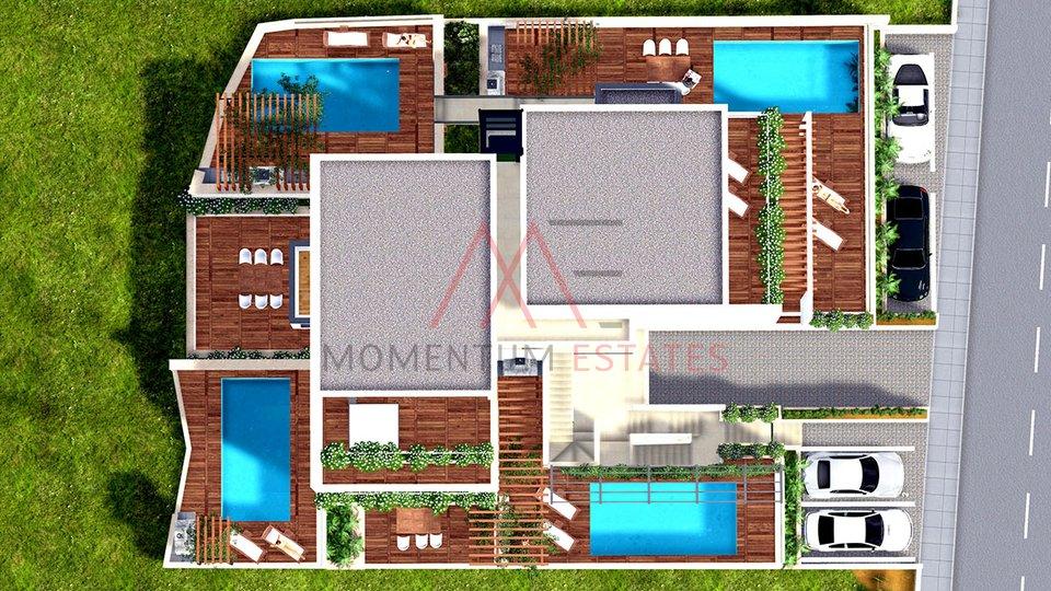 Unique new apartment with pool, Crikvenica