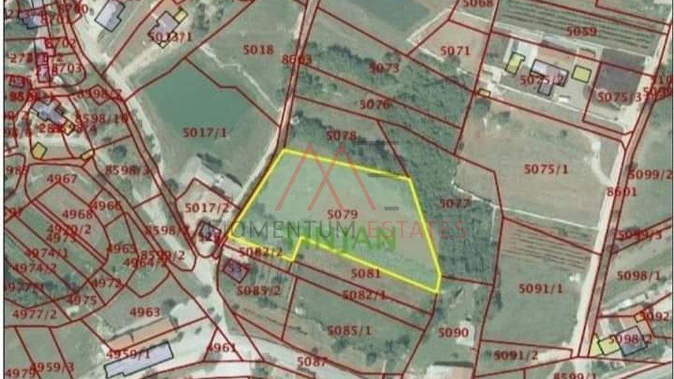 Grundstück, 4557 m2, Verkauf, Tinjan