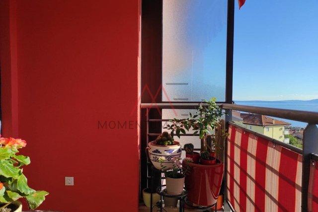 Apartment, 55 m2, For Sale, Rijeka - Hosti