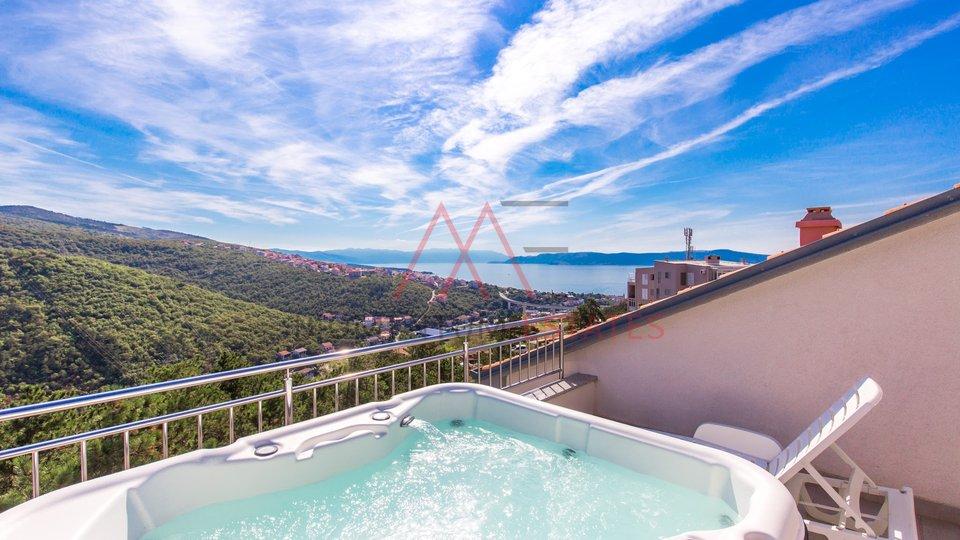 Apartment, 135 m2, For Rent, Crikvenica