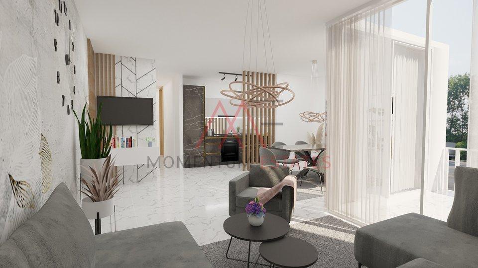 Apartment, 121 m2, For Sale, Poreč