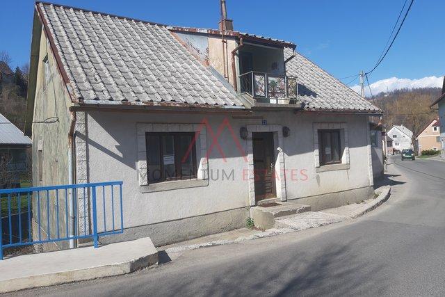 Hiša, 110 m2, Prodaja, Fužine