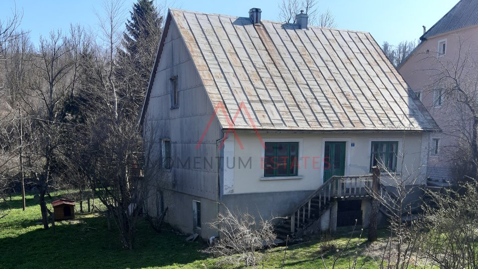 House, 260 m2, For Sale, Fužine