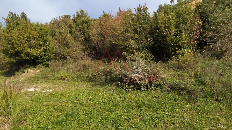 Land, 599 m2, For Sale, Dobrinj - Čižići