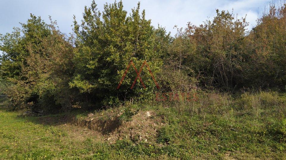 Čižići, zemljište