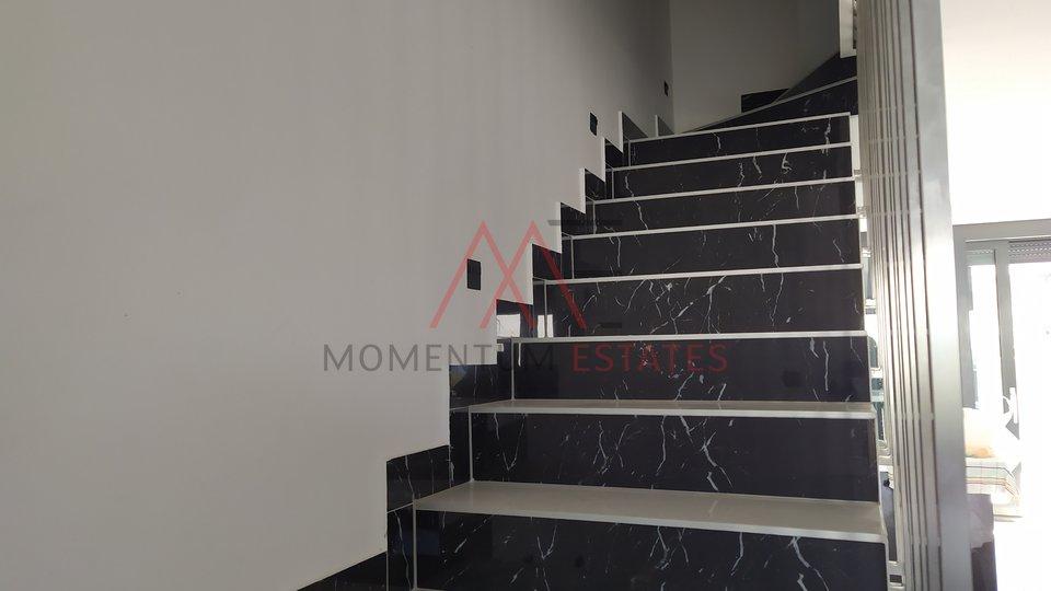Malinska, new semi-detached modern house