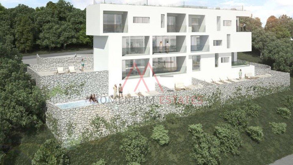Apartment, 45 m2, For Sale, Crikvenica