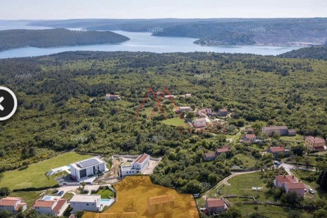 Land, 2630 m2, For Sale, Raša - Sveti Lovreč Labinski